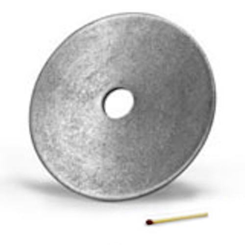 Stamping Parts Lueg – Washers according to drawing in thicknesses from 0.1 mm to 6,0 mm, outer diameter max. 140 mm